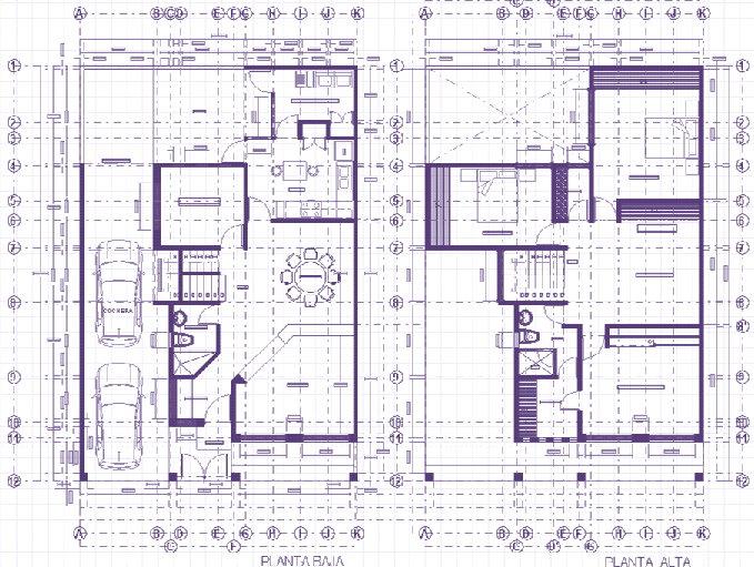 Servicios dise o y construcci n de proyectos sustentables for Plantas arquitectonicas de casas